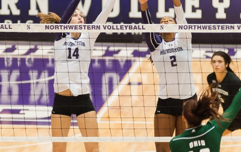Volleyball: Wildcats' winning streak ends with loss to Badgers