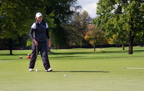 Women's Golf: Wildcats storm back to take second in Wilmette