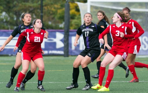 Women's Soccer: Wildcats set for homestand against Michigan, Michigan State