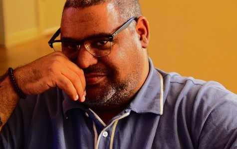 Writer, English Prof Chris Abani receives national arts fellowship