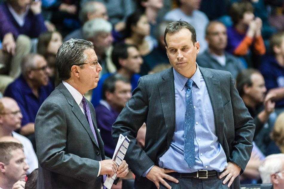 In year two, coach Chris Collins hopes Northwestern can contend for a postseason appearance. With a highly ranked recruiting class, the Cats have a better chance at reaching that goal.