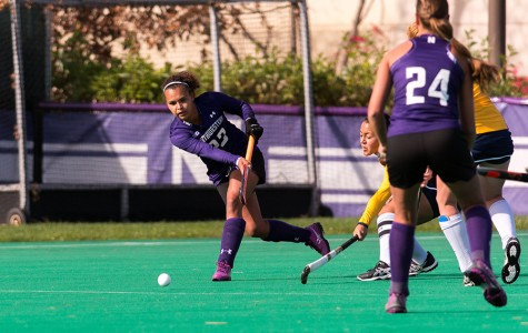 Field Hockey: Northwestern slip by Iowa to advance in Big Ten Tournament