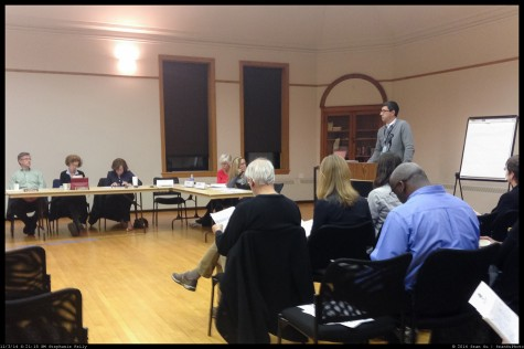 Evanston officials talk changes to grant process