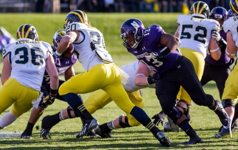 Football: Deonte Gibson staying focused despite persistent injuries
