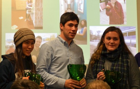 AEPi, Sargent win annual Green Cup categories