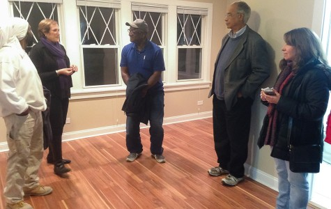 Nonprofit renovates affordable housing unit