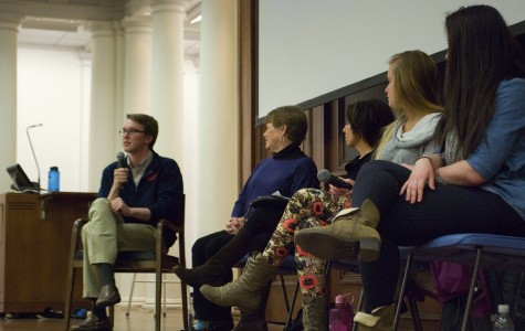 Play-prompted panel discusses socioeconomic diversity at Northwestern