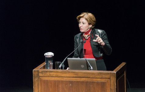 Anne-Marie Slaughter talks foreign policy at 25th annual Leopold Lecture