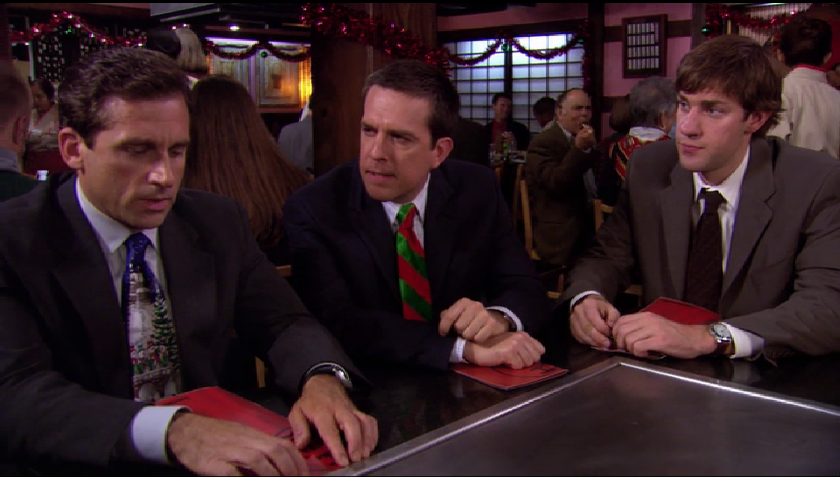 season 3 - The Office Christmas Episodes