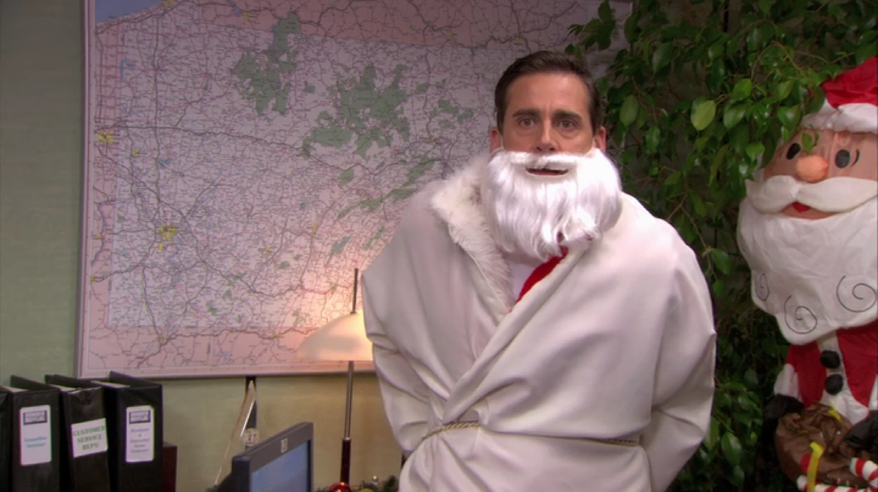 season seven classy christmas - The Office Christmas Episodes