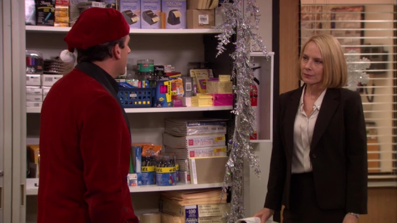 season three benihana christmas - Christmas Episodes Of The Office