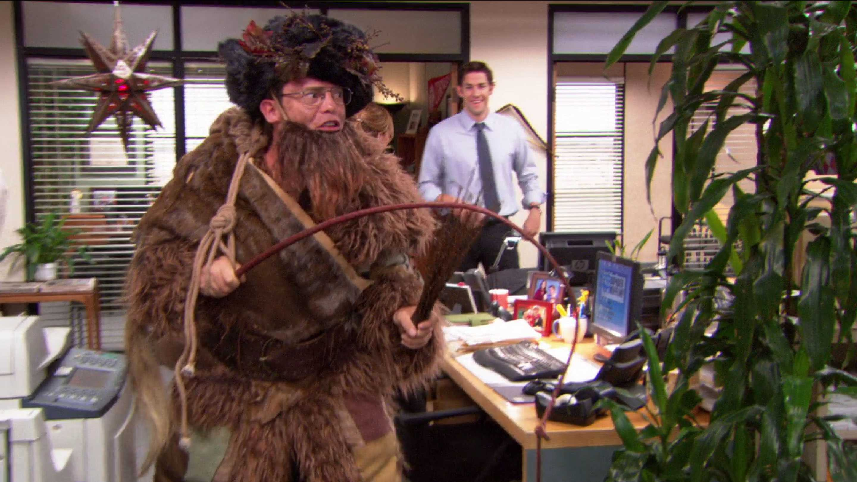 Dwight Christmas.Holiday Guide Ranking The Best Christmas Episodes Of The