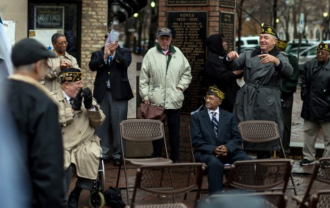 Evanston Veterans Day celebration honors service members