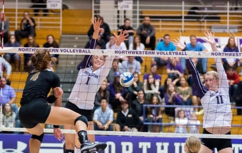 Northwestern has altered its conventional lineup in recent matches, inserting Taylor Tashima as a second setter. Entering their game against Illinois on Wednesday, the Wildcats have lost seven of eight games.