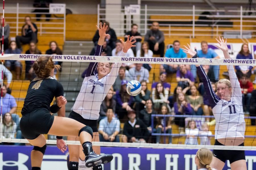 Northwestern+has+altered+its+conventional+lineup+in+recent+matches%2C+inserting+Taylor+Tashima+as+a+second+setter.+Entering+their+game+against+Illinois+on+Wednesday%2C+the+Wildcats+have+lost+seven+of+eight+games.