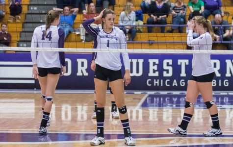 Volleyball: Tashima's triple-double not enough as Wildcats blow lead to Minnesota