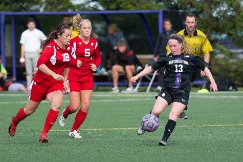 Women's Soccer: Wildcats shock Nittany Lions with dramatic Big Ten quarterfinal victory