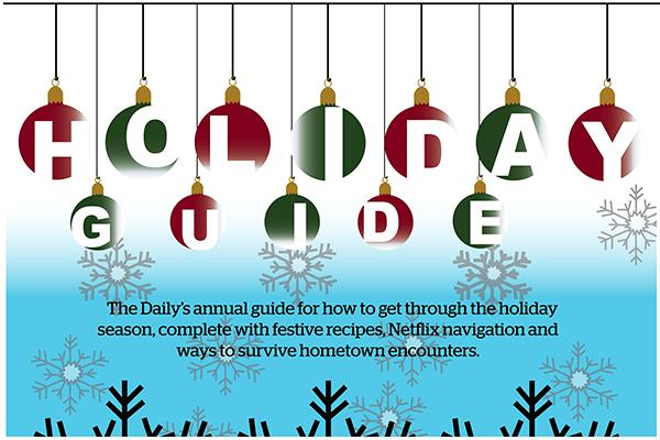The Daily Northwestern Holiday Guide 2014