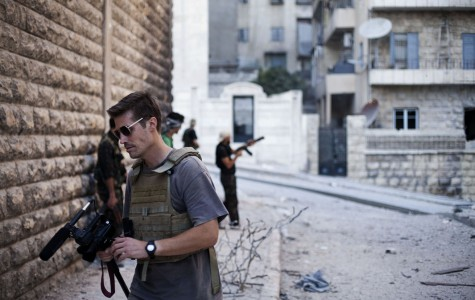 Medill renames Medal for Courage after James Foley