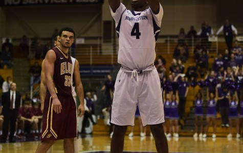 Men's Basketball: Midway through nonconference play, Wildcats still growing