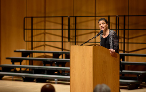 Michelle Alexander talks race, criminal justice to cap Northwestern's MLK celebrations