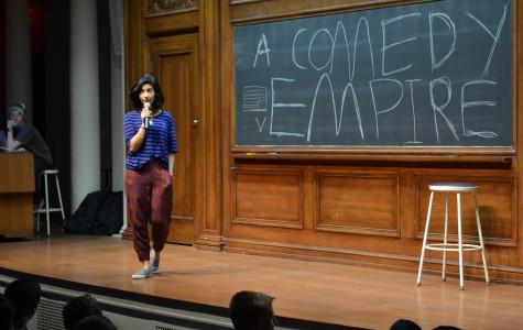Comedy Forum performs first show of Winter Quarter