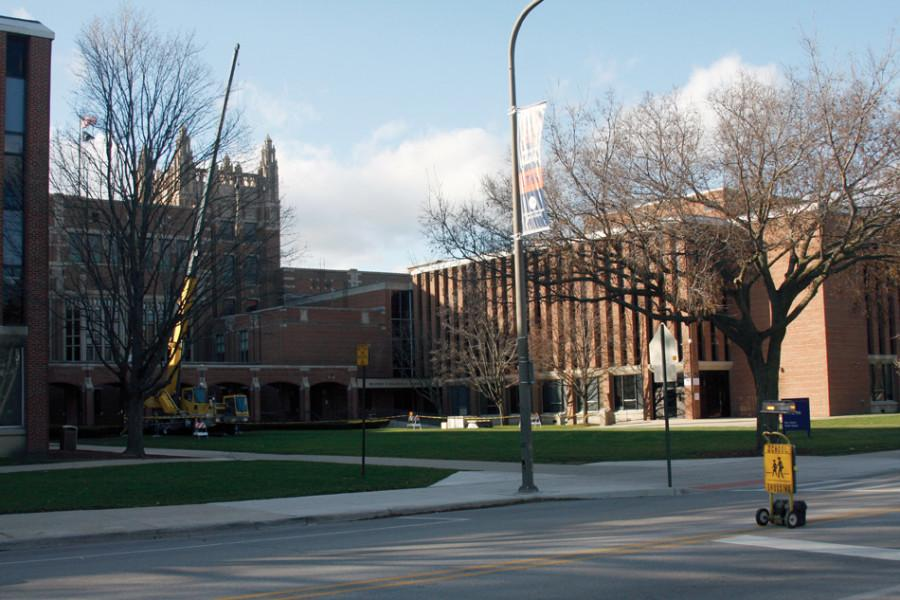 """Evanston Township High School is often ranked relatively high compared with other public high schools in the state. Illinois as a whole received a """"C"""" in education from an Education Week report released last week."""