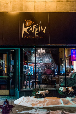A&E: Kafein open mic night characterized by eclectic mix, welcoming atmosphere