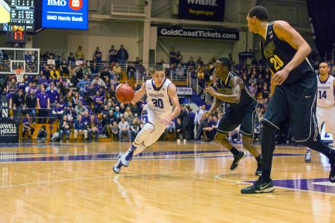 Men's Basketball: Northwestern unable to end regular season on high note, falls at Iowa