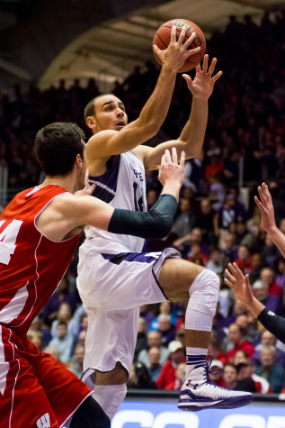 Men's Basketball: Northwestern nearly slays Michigan State in East Lansing