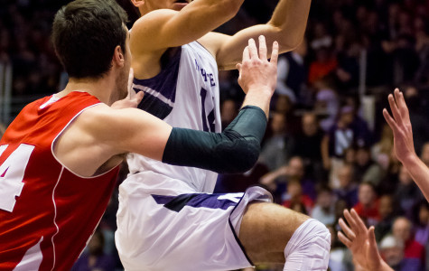 Men's Basketball: Northwestern nearly slays Michigan State in East Lansing