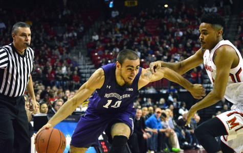 Men's Basketball: Northwestern almost stuns Maryland, falters in final minutes