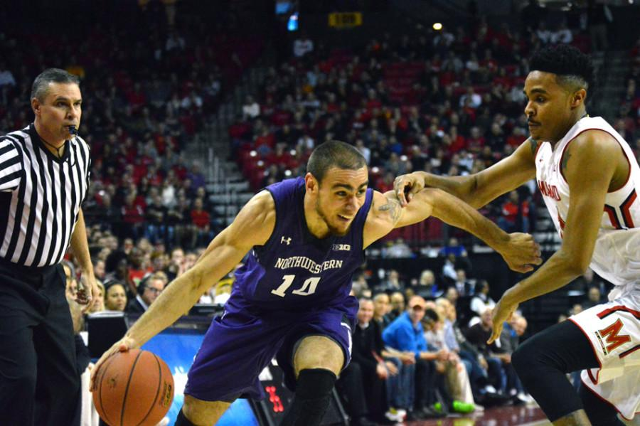 Northwestern+suffered+another+brutal+loss%2C+this+time+a+1-point+defeat+at+the+hands+of+No.+13+Maryland.+Junior+guard+Tre+Demps+hit+a+clutch+jumper+with+less+than+10+seconds+left+to+give+NU+the+lead%2C+but+the+Terrapins+followed+with+their+own+basket+to+seal+the+win.+