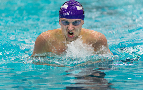Swimming: Northwestern teams head to Iowa for season's last dual meet