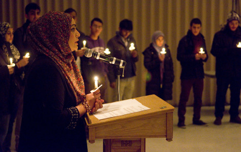 Northwestern students hold vigil to honor victims of Peshawar school massacre