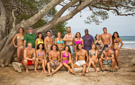 Former Northwestern film professor joins 'Survivor' cast