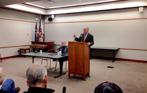 Panelists offer closer look at Ukraine crisis in talk at Evanston library