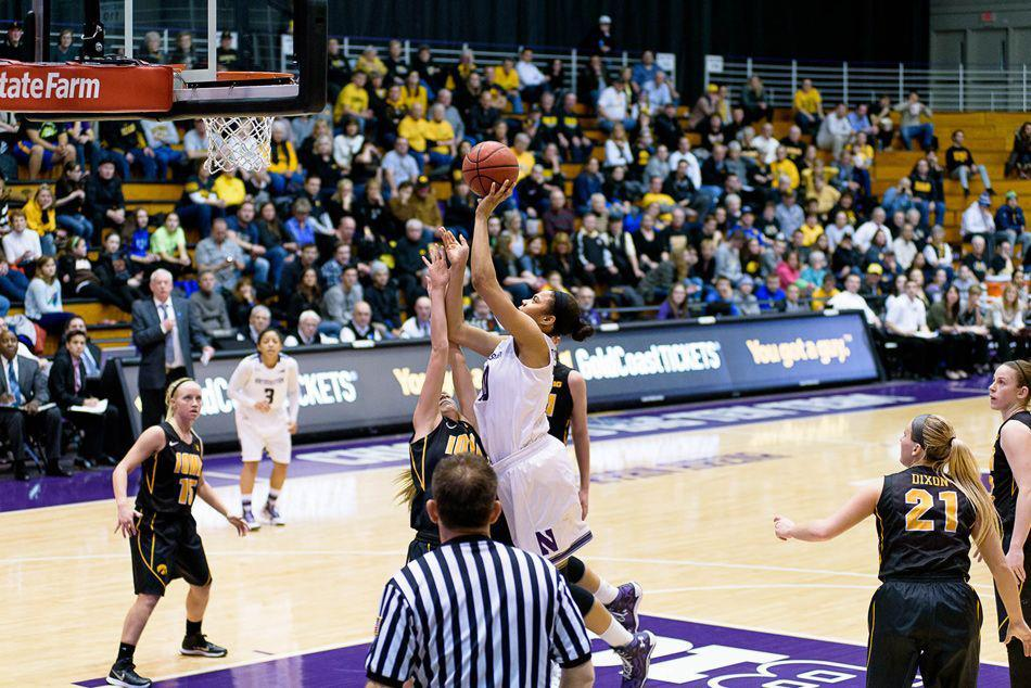 Northwestern and Iowa had an offensive display for the ages Thursday night, combining for 201 points and 32 3-pointers on nearly 70 percent shooting from beyond the arc. Sophomore forward Nia Coffey led the Cats with a career-high 35 points on 63 percent shooting.