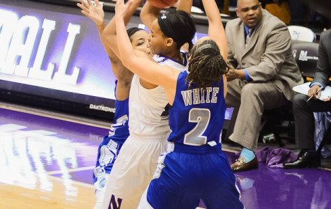 Women's Basketball: Wildcats fade after hot start, drop back-to-back contests