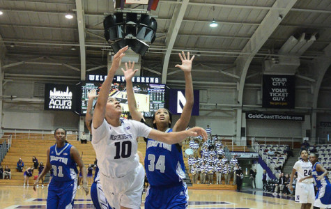 Women's Basketball: Northwestern returns home, looking to escape rough patch