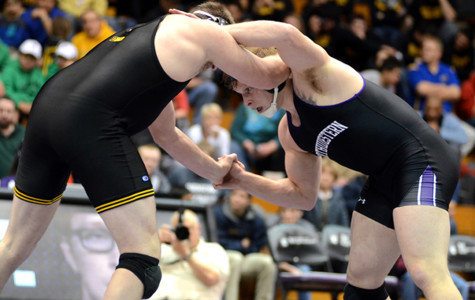 Wrestling: Tsirtsis and company impress at Midlands