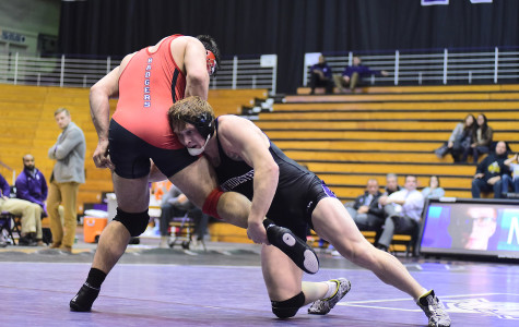 Wrestling: McMullan, Northwestern seek to bounce back