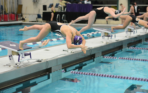 Women's Swimming: Northwestern working out kinks ahead of Big Tens