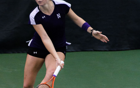 Women's Tennis: Wildcats overcome tough loss, finish weekend strong