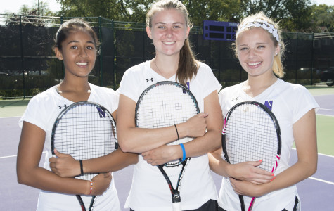 Women's Tennis: Freshmen prepare to fill shoes of departed stars