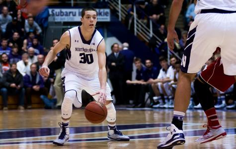 Men's Basketball: Northwestern falters with unbalanced attack