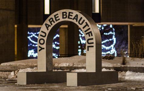 Northwestern participates in 'You Are Beautiful' campaign