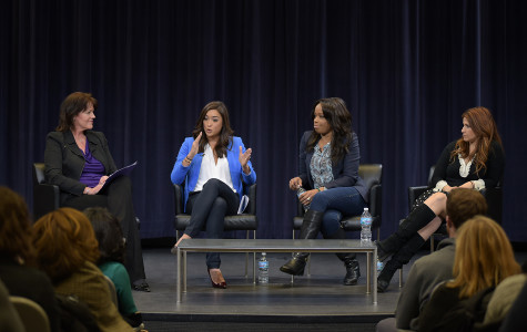 Medill, athletic department panel tackles voice of women in sports journalism