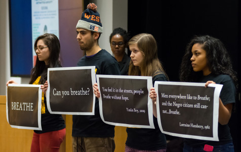 Committee hosts 'Breathe-In,' discusses concept of blackness