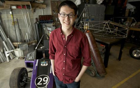 McCormick senior earns prestigious Cambridge scholarship